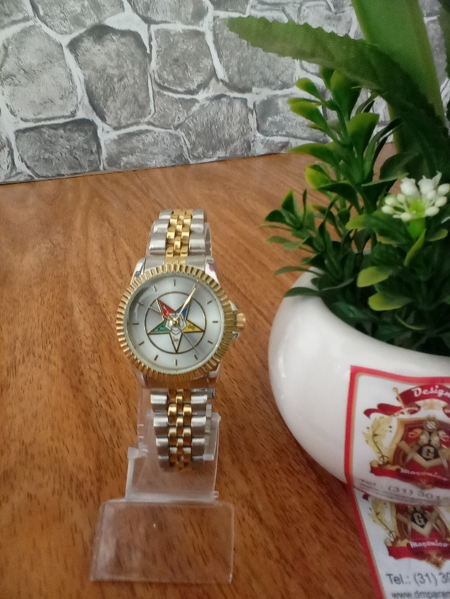 Relógio Estrela do Oriente