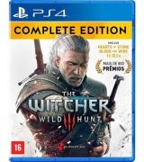 Jogo The Witcher 3 Ps4 Edição Completa  Português Novo
