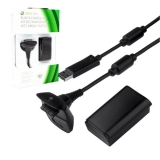Microsoft Kit Play and Charge Xbox 360