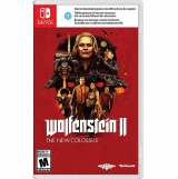 SWITCH - Wolfenstein II The New Colossus
