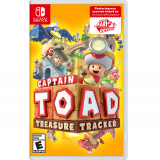 SWITCH - Captain Toad Treasure Tracker