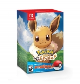 SWITCH - Pokémon Let's Go Bundle Eevee!
