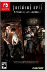 SWITCH - Resident Evil Origins Collection (Resident Evil 0 + Resident Evil 1)
