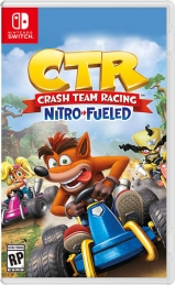 SWITCH - Crash Team Racing Nitro fuelled