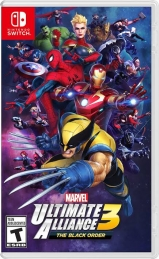SWITCH - Marvel Ultimate Alliance 3 - The Black Order