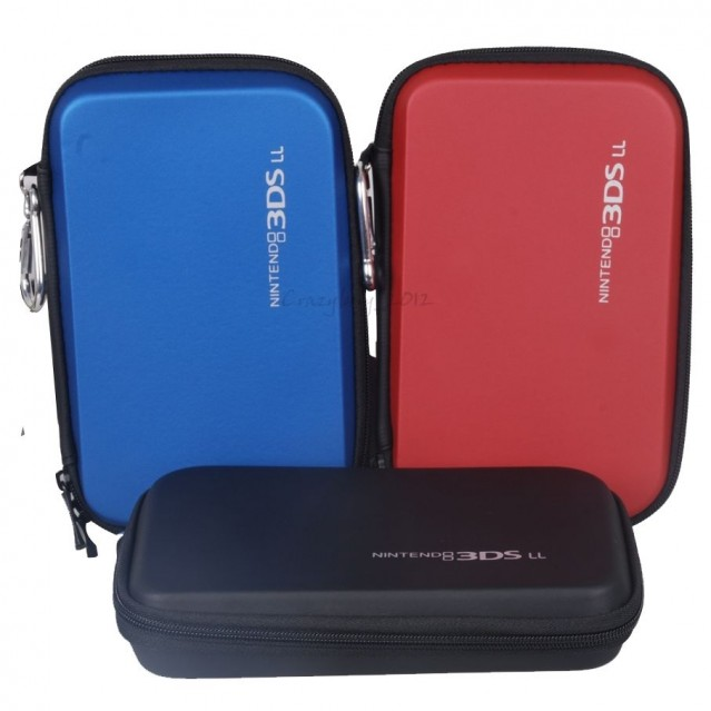 Case de ziper para 3DS XL/New 3DS XL