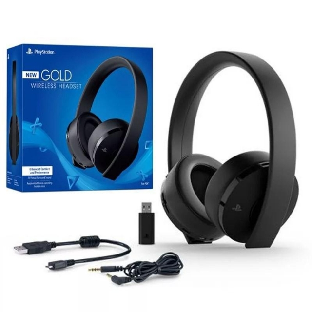 headset new gold