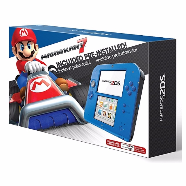 2ds bundle mario kart 7