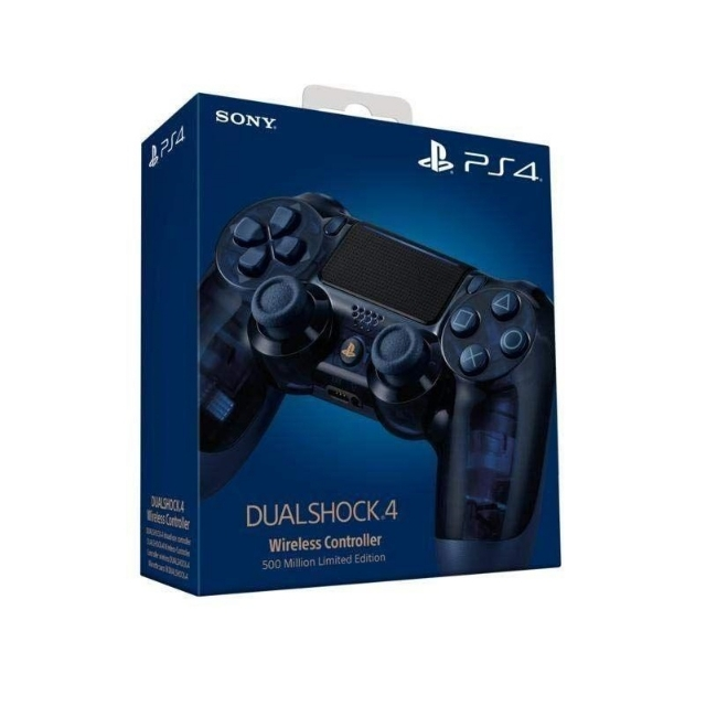 dualshock 4 500 million