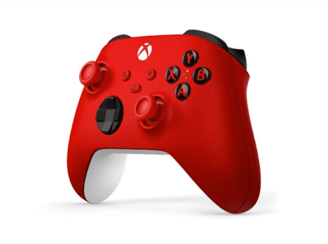 Microsoft Controller Pulse Red