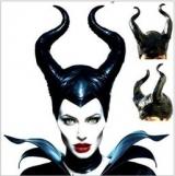 Chifres Látex Malévola Maleficent Angelina Jolie Personagens