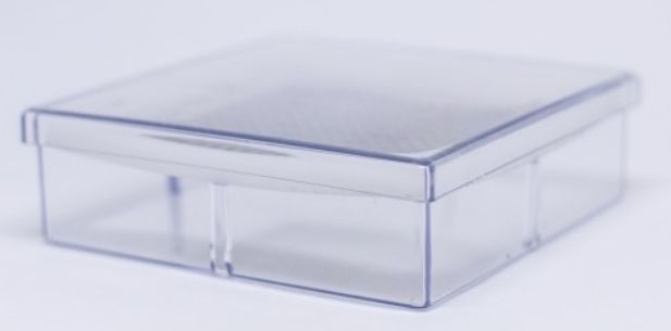 CAIXA GERBOX PLASTICA C/ CALÇO C/ TAMPA