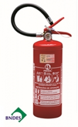 Extintor Pó ABC - 4kg