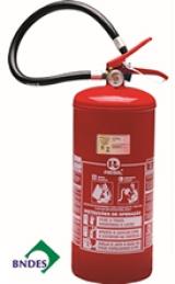 Extintor Pó ABC - 8kg
