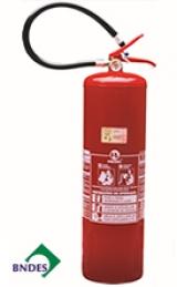 Extintor - Pó ABC - 12kg