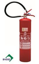 Extintor Pó ABC - 6kg