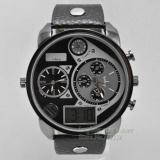 Relógio estilo modelo Diesel DZ 7125 Lançamento