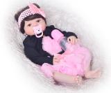 Bebe Reborn Debinha em Silicone com Frete Grátis