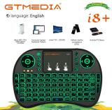 I8 + Teclado Versão 2.4 Ghz Teclado Sem Fio com Frete Grátis para todo Brasil