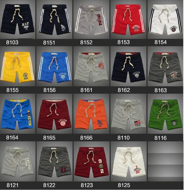 45150b6ad9cb8 Bermudas Shorts Abercrombie e Fitch Importadas