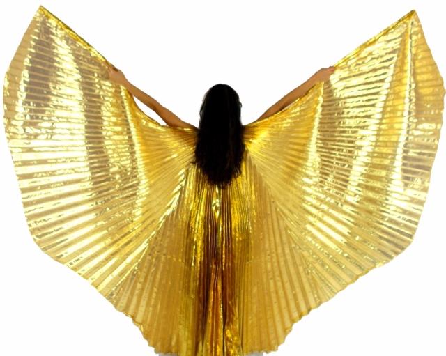 Asas, Isis, wings