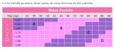 MEIA-CALÇA EXTRA OPACA DANTELLE COR CHOCOLATE - TAMANHO - D=EG
