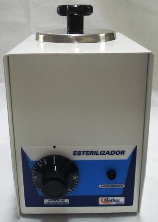Esterilizador Esferas de Vidro BT 1210/Inox