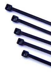 Abraçadeira de nylon T 50 R 200 x 4,8 mm