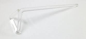 ALÇA DE DRIGALSKI EM VIDRO MED.5x150mm REF.76902B (Cód:14239)