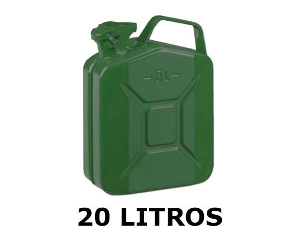 Galão para Combustível 20 Litros