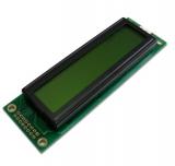 DISPLAY LCD 20x2 VERDE C/ BACKLIGHT (MGD2002D-FL-YBS-02)