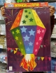 Painel Decorativo mod. BALÃO ref. 583 com 1 peça destacável em Papel Cartonagem