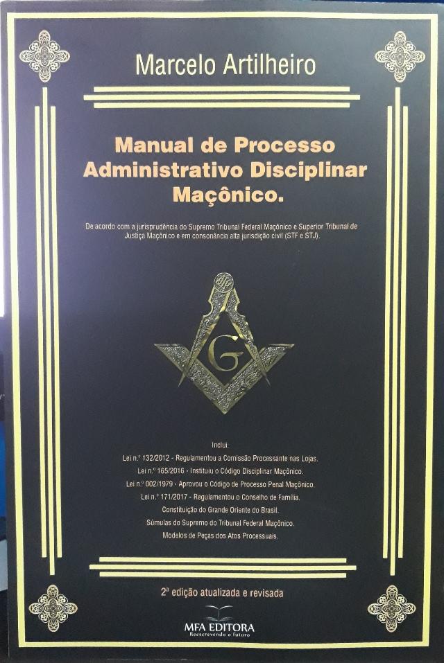 240 - Manual de Processo Administrativo Disciplinar Maçônico