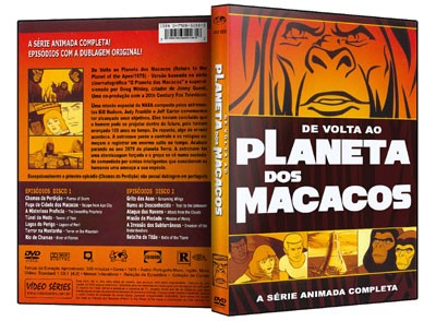 De Volta ao Planeta dos Macacos