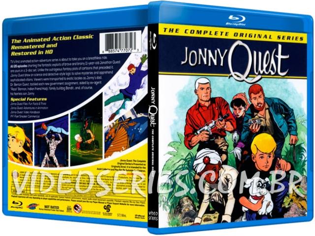 Jonny Quest - Blu-ray