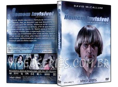 O Homem Invisível, A Série Completa
