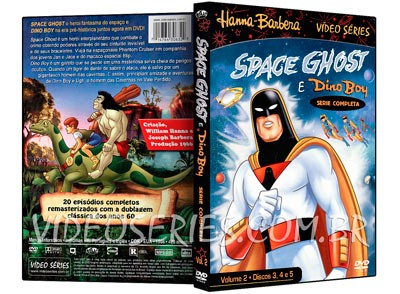 Space Ghost e Dino Boy
