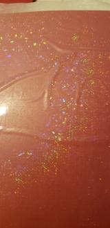 Bopp Holográfico Pedrinha - 33cm x 2 m