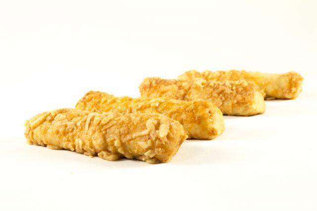 Biscoito de Parmesão folhado  (50 gramas)