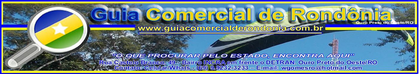 Guia Comercial de Rondônia