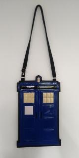 Tardis Pequena - Doctor Who