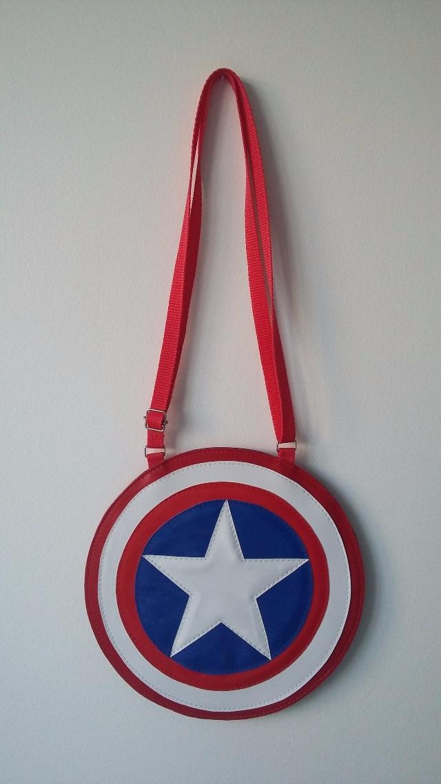 Bolsa Capitão América