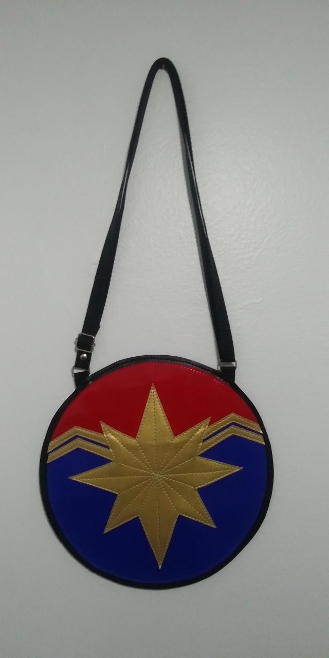 Bolsa Capitã Marvel