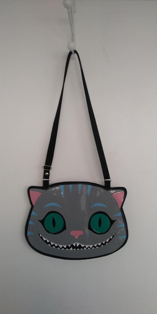 Bolsa Gato de Cheshire - Alice no País das Maravilhas - Filme