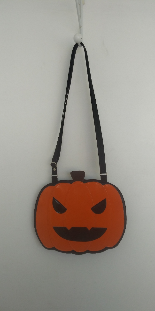 Bolsa Abóbora de Halloween