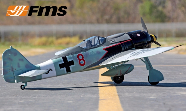Focke Wulf Fw 190 ARF # 045PNP - FMS