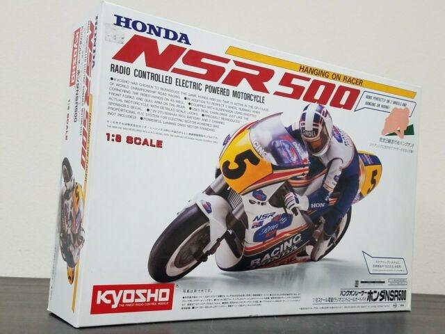 Moto RC Honda NSR 500 1:8 # 3021 - KYOSHO