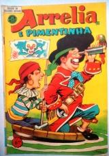 Arrelia e Pimentinha 7 - novembro/1956 -  Ed. La Selva