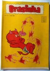 Brasinha n. 4 - Abril/67 - Ed. O Cruzeiro