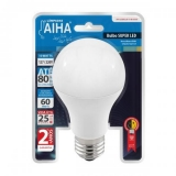 Lâmpada LED e27 Bulbo A60 10W Bivolt 6500K
